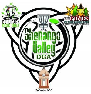 Shenango Valley Disc Golf Alliance logo