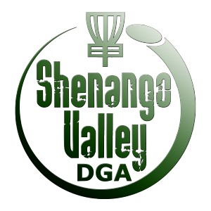 Shenango Valley Disc Golf Alliance logo