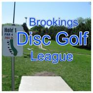 Brookings Disc Golf Club logo