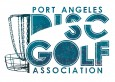 Port Angeles Disc Golf Association logo