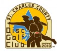 St. Charles County Disc Golf Club logo