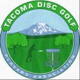 Tacoma Disc Golf Players Association logo