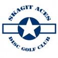 Skagit Aces Disc Golf Club logo