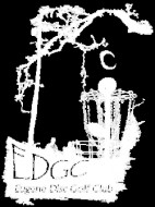 Eugene Disc Golf Club logo