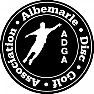 Albemarle Disc Golf Association logo