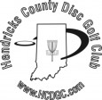 Hendricks County Disc Golf Club logo