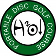 Tony Waterfall's Portable Disc Golf Course logo
