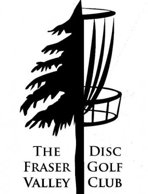Fraser Valley Disc Golf Club logo