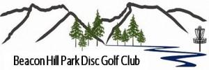 Beacon Hill Park Disc Golf Club logo