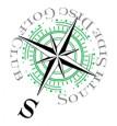 South Side Disc Golf Club logo