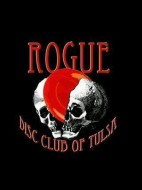 Rogue disc golf club logo