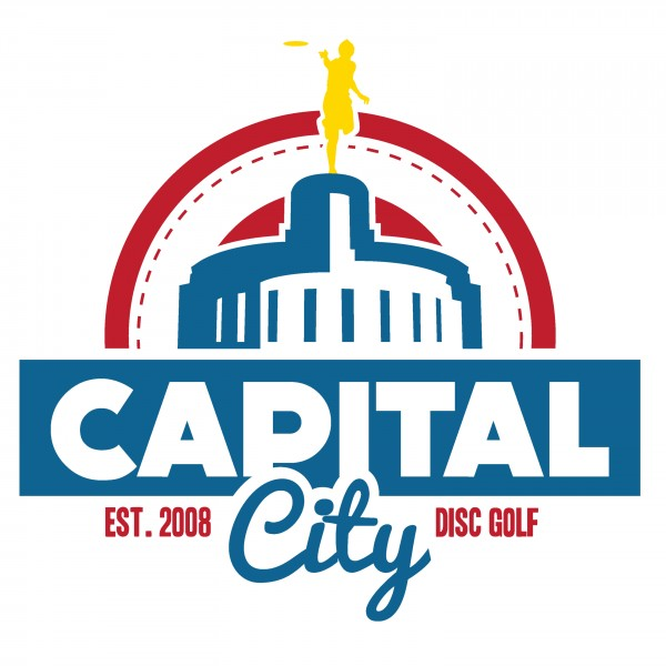 Capital City Disc Golf Club logo