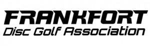 Frankfort Disc Golf Association logo