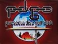 Prescott Disc Golf Club logo