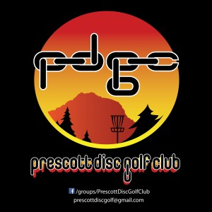 Prescott Disc Golf Club logo