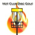 Hot Club Disc Golf logo