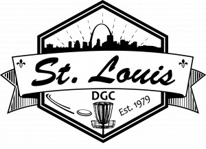 STLDGC/ St. Louis Disc Golf Club logo