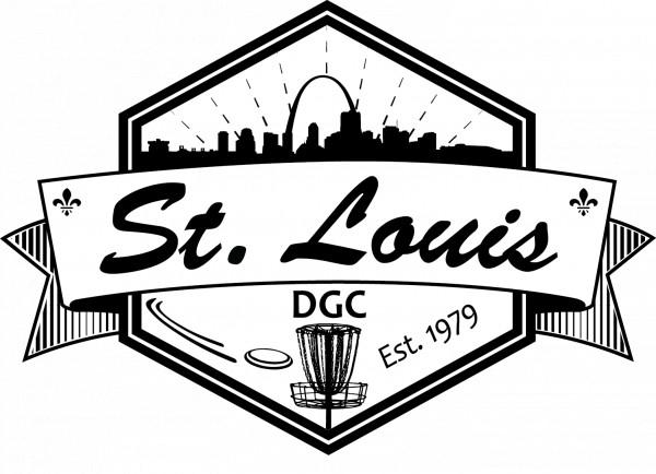 STLDGC/ St. Louis Disc Golf Club logo