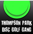 Thompson Park Disc Golf Gang logo