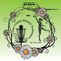 Daisy Chains Disc Golf logo