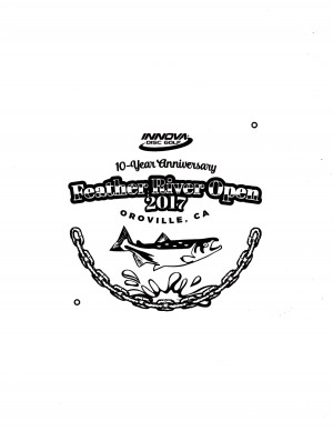 Riverbend Disc Golf Club logo