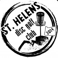 St. Helens Disc Golf Club logo