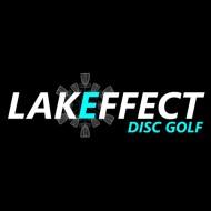 Lake Effect Disc Golf logo
