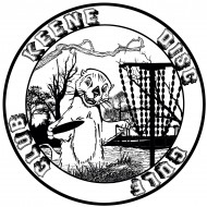 Keene Disc Golf Club logo