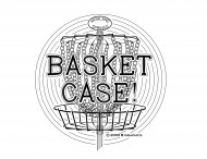 Lake County Basket Cases logo
