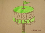 Twisted Disc logo