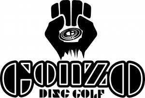Gonzo Disc Golf logo