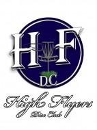 High Flyers Disc Club logo