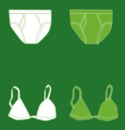 NEFA Women's Bag Tags logo