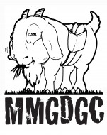 Morgantown Mountain Goats DGC logo