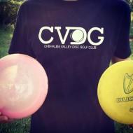Chehalem Valley Disc Golf Club logo