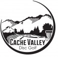 Cache Valley Disc Golf logo