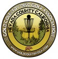Gold Country Disc Golf Association logo