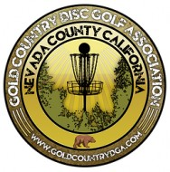 Gold Country Disc Golf Association logo
