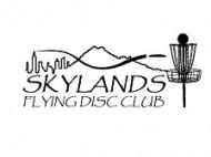 Skylands Flying Disc Club logo