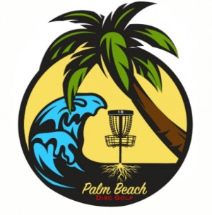 Palm Beach Disc Golf logo