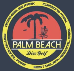 Palm Beach Disc Golf logo