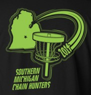 Southern Michigan Chain Hunters logo
