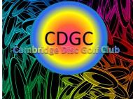 Cambridge Disc Golf Club logo