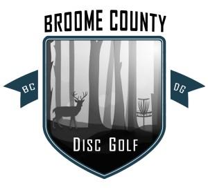 Broome County Disc Golf logo