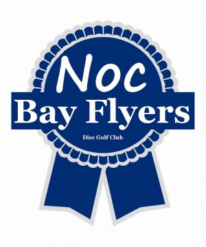 Noc Bay Flyers logo
