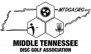 Middle Tennessee Disc Golf Association logo