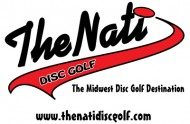 The Nati Disc Golf logo