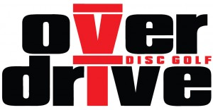 Overdrive Disc Golf logo