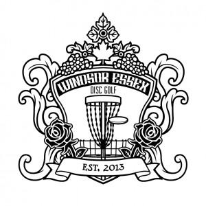 Windsor Essex Disc Golf logo