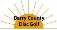 Barry County Disc Golf logo